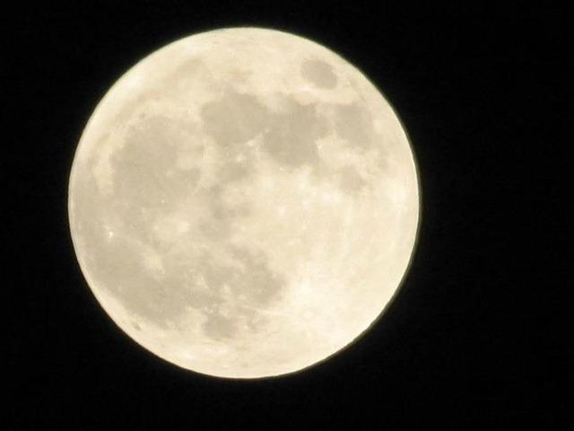 1年で一番大きく見える満月はスーパー/ウルトラ/マックスムーン?|お天気検定4月8日