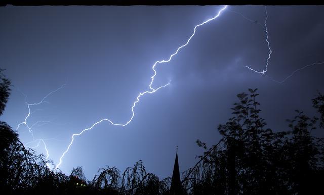 この時期の雷に関する言葉は雷三日/雷五日/雷十日?|お天気検定7月27日