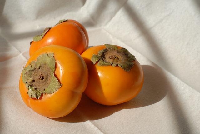 柿の学名ディオスピロスは神?王?天使?の食べ物|お天気検定11月1日