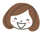 女性2 笑顔