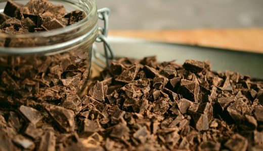 チョコレート、名前の由来として有力なのは?|ことば検定2月14日
