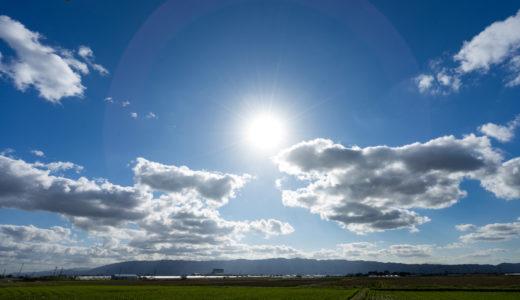 長崎弁で季節外れの暖かさはたぎっとう?ぬっか~?|お天気検定4月20日