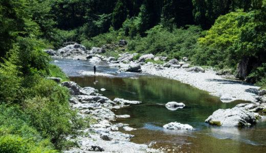 渓流釣りで最も釣れやすい天気は雨?晴れ?くもり?|お天気検定4月27日