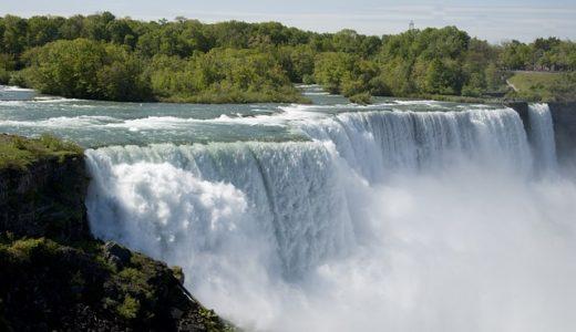 国土地理院が定める滝の定義は高さ1m/5m/10m以上?|お天気検定8月13日