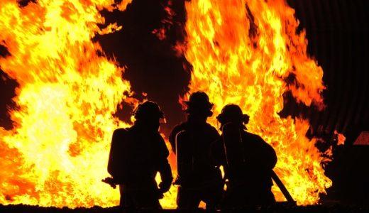 消火で水を使わない方がよいのは化学繊維?電気ストーブ?|お天気検定3月7日
