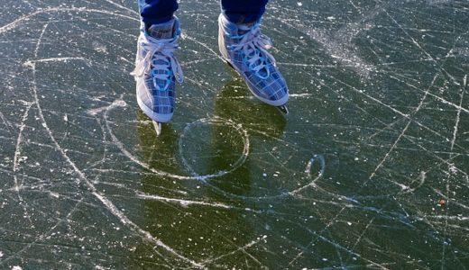 スケートリンクが白く見える理由は氷の厚み?気泡?塗料?|お天気検定1月11日