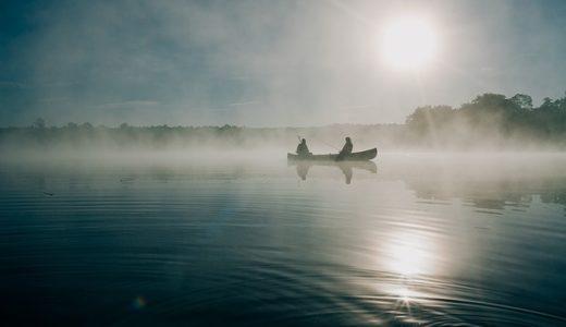 渓流釣りで最も魚が釣れやすい天候は小雨?晴れ?嵐?|お天気検定8月20日