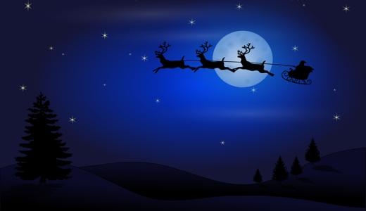 トナカイのツノ、クリスマスの時期に抜けるのはオス/メス?|お天気検定12月25日